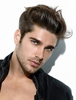 Cortes de cabello largo para hombres 2014