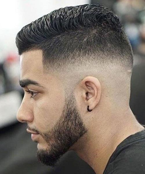 Súper fácil peinados 2021 hombres Fotos de tendencias de color de pelo - Peinados hombre 2021 corto   Cortes de pelo